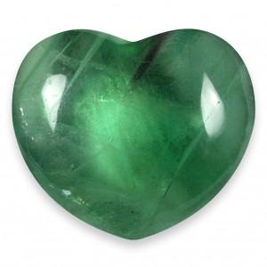 Heart, Fluorite