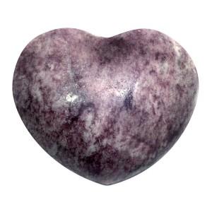 Heart, Lepidolite