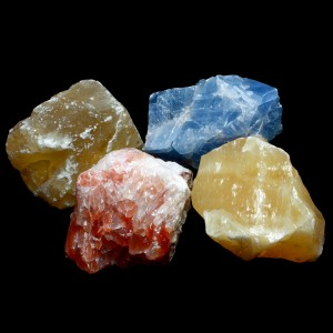 Calcite, Mixed, 1kg Bag